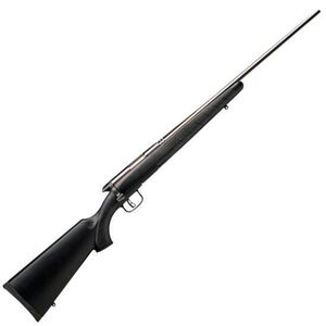 """Savage Arms BMAG Bolt Action Rifle .17 WSM 22"""" Barrel 8 Rounds Synthetic Stock Stainless Steel Barrel Finish with Accutrigger 96915"""