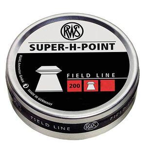 Umarex USA RWS Super Hollow Point Pellets .22 Caliber 200 Count Tin