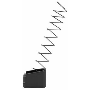 Taran Tactical Innovations GLOCK 43 Magazine Extension Base Pad +3 Rounds Black Finish