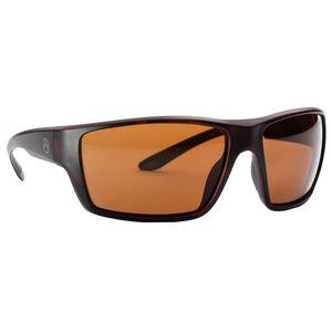 Magpul Terrain Shooting Glasses Tortoise Frame Polarized Anti-Reflective Bronze Non-Mirrored Lenses
