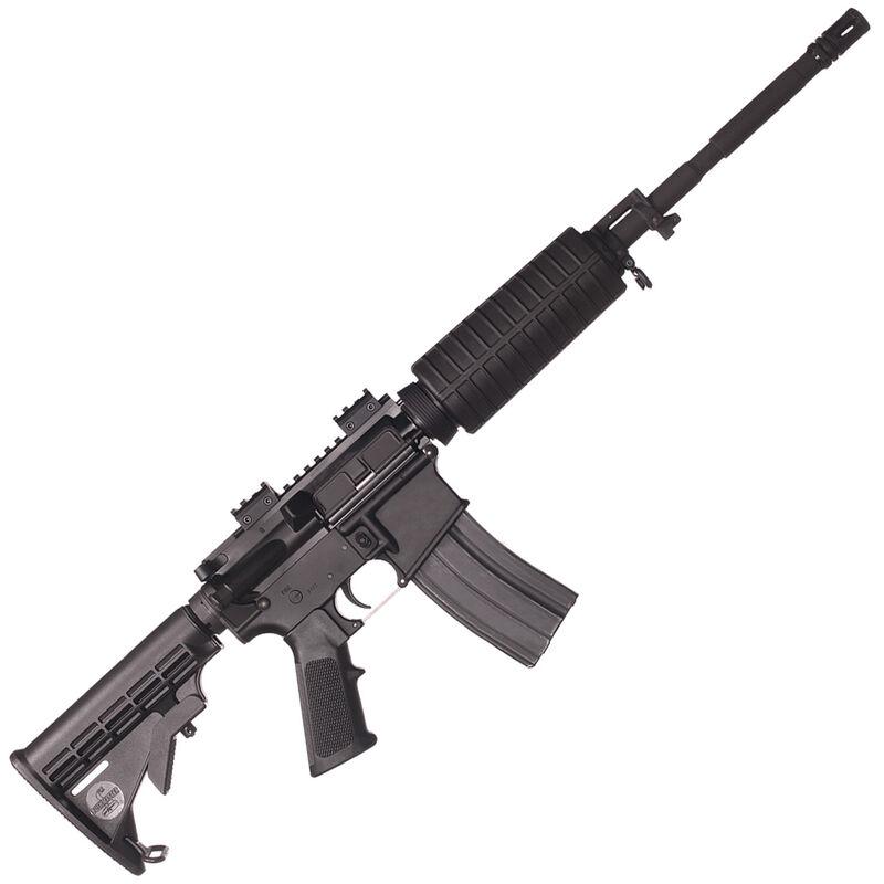 Bushmaster XM 15 ORC M4A3 AR 15 Semi Auto Rifle NATO 16 Barrel 30 Rounds M4 Polymer Handguard 6 Position Collapsible Stock Black Finish