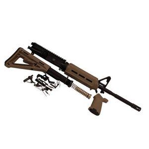 "Del-Ton AR-15 Build Kit 5.56 NATO 16"" Barrel 1:9 Magpul Furniture M-Lok FDE RKT100-MLOKDE"