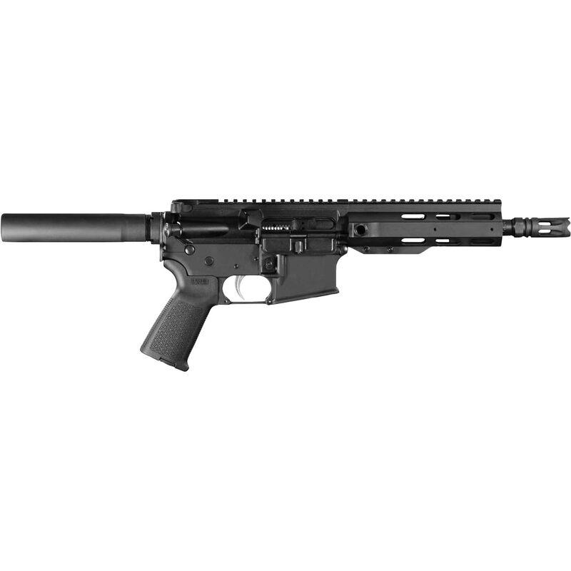"""Anderson Manufacturing AM15-7.5 RF85 5.56 NATO AR-15 Semi Auto Pistol 30 Rounds 7.5"""" Barrel Black"""