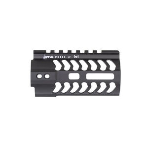 "ODIN Works AR-15 4.25"" MLOK Free Float Forend"