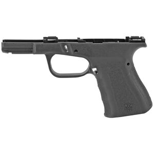 FMK Firearms AG1 Frame Stripped Compact Size Frame Built For GLOCK 19 Gen3 Slides Polymer Black