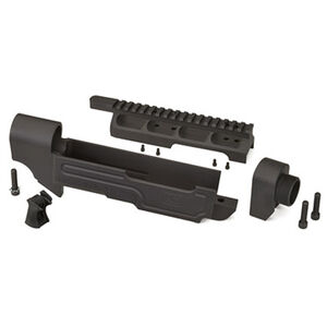 Nordic Components AR22 3 Piece Ruger 10/22 Stock Kit Black