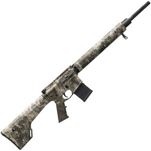 "DPMS Prairie Panther AR-15 .223 Rem Semi Auto Rifle 20"" Barrel 20 Rounds Magpul MOE Fixed Stock True Timber Camo Finish"