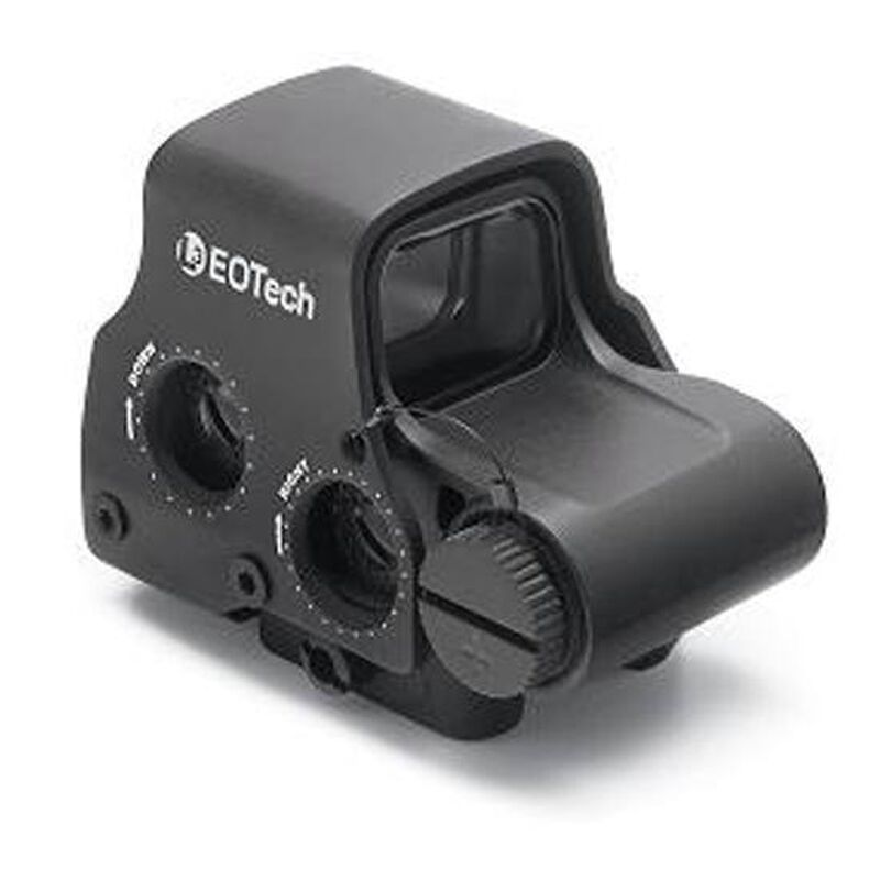 EOTech XPS2-2 Red Dot Sight w/ (2) 1 MOA Dots/68 MOA Ring, Black