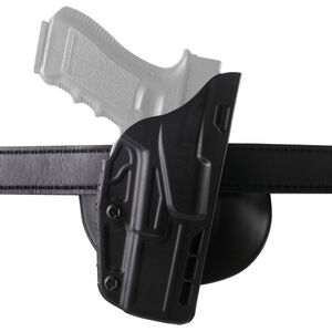 Safariland Model 7378 GLOCK 19 7TS ALS Open Top Concealment Paddle Holster Right Hand STX FDE Brown 7378-283-551