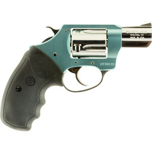 "Charter Arms Undercover ""The Blue Diamond"" Revolver .38 Special 2"" Barrel 5 Rounds Blue Aluminum Frame 53879"