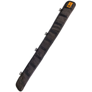 High Speed Gear Sure-Grip Padded Belt Slotted Small Black