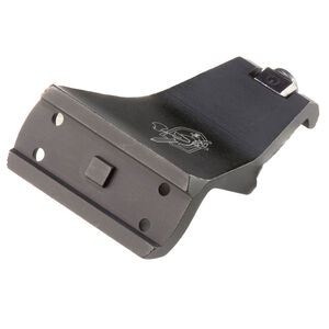 Knights Armament Company Aimpoint Micro T1/H1/T2/H2 45 Degree Offset Mount 3 O'Clock/9 O'Clock Position Picatinny Compatible Aluminum Matte Black