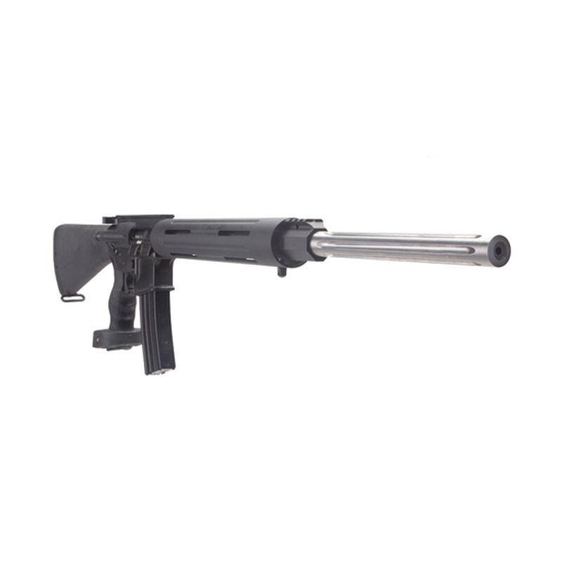 "DPMS Panther 24 Special AR-15 Semi Auto Rifle .223 Remington 24"" Fluted Bull Barrel 30 Rounds A3 Flattop Adjustable Buttstock Aluminum Free Float Handguard Black DPMS RFA2-24SP"