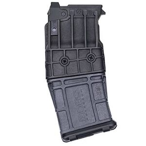 "Mossberg 590M Mag-Fed Shotgun 10 Rounds Box Magazine 12 Gauge 2.75"" Shells Only Polymer Construction Matte Black Finish"