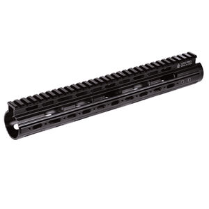 "Leapers UTG PRO AR-15 13"" SuperSlim Free Float Handguard Aluminum Black MTU006SS"