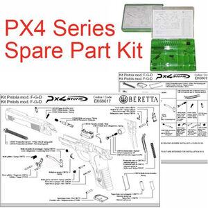 Berettas Spare Parts Kit for PX4 Storm Series Pistols