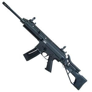 "Blue Line Global Mauser 15 .22 Long Rifle Semi Auto Rifle 16.3"" Barrel 22 Rounds Ambidextrous Design Black"