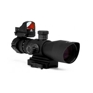 Trinity Force Redcon-1 Scope Combo 3-9x42 with Micro Red Dot Mil-Dot Recticle SR11S3942RGBH