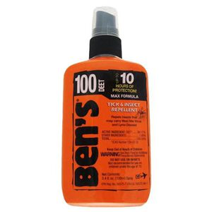 Adventure Medical Kits Ben's 100 MAX Tick and Insect Repellent 3.4 oz Pump 0006-7080