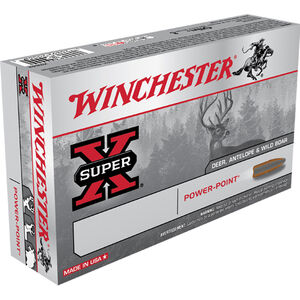 Winchester Super-X .30-40 Krag Ammunition 20 Rounds 180 Grain Power Point SP 2430fps