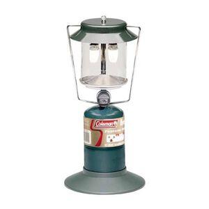 Coleman Portable Propane Lantern 2 Mantle MI Metal Green  2000009035