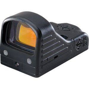 EOTech Mini Red Dot Sight, with Mount and Shroud, Black