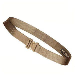 "Tac Shield 1.75"" Tactical Gun Belt Large Coyote"