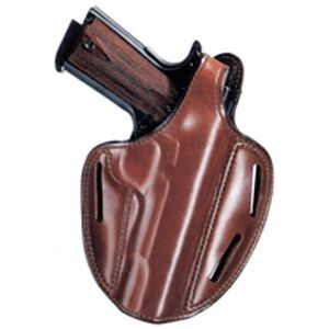 Bianchi #7 Shadow II Holster Glock 20 and Similar Autos Right Hand Leather Black