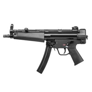 "HK SP5 9mm Luger Semi Auto Pistol 8.86"" Threaded Barrel 30 Round Magazine Ambi Safety Polymer Trigger Housing Matte Black Finish"