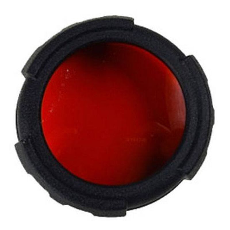 Streamlight Waypoint Colored Filter Red  For use with non-rechargeable Waypoint models 44924