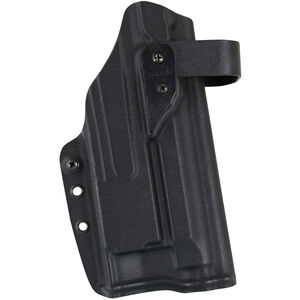 Steiner G-Code GLOCK 19/23/32 with SBAL-PL Laser Sight Level II Belt Holster Right Handed Kydex Black