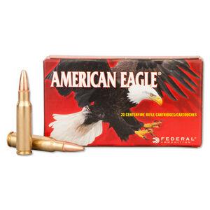 Federal American Eagle 6.8 SPC Ammunition 20 Rounds FMJ 115 Grains AE68A