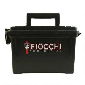 FIOCCHI 9mm Luger Ammunition 200 Rounds FMJ 115 Grains 9ARP200