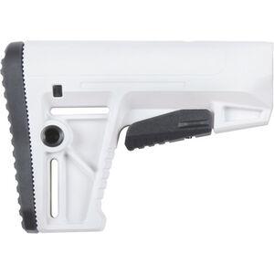 KRISS Defiance AR-15 DS150 Alpine Stock Mil-Spec Adjustable Polymer White