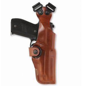 "Galco VHS 1911 5"" with or without Rail Holster Component Leather Ambidextrous Tan V212"