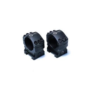 MDT Elite Scope Rings 35mm 1.00in Medium Aluminum Black