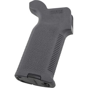Magpul AR-15 MOE-K2 Grip Textured Polymer Gray MAG522-GRY
