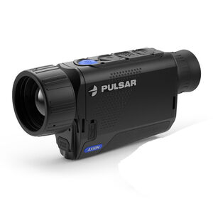 Pulsar Axion XM30S Thermal Monocular 4.5-18x30mm Thermal Monocular 8 Color Modes Matte Black PL77423