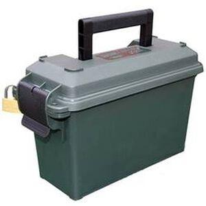 """MTM .30 Caliber Ammo Can 10.5"""" x 6.5"""" x 4.5"""" Polypropylene AC30TP"""