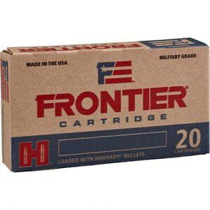 Hornady Frontier .223 Remington Ammunition 55 Grain FMJ 3240 fps
