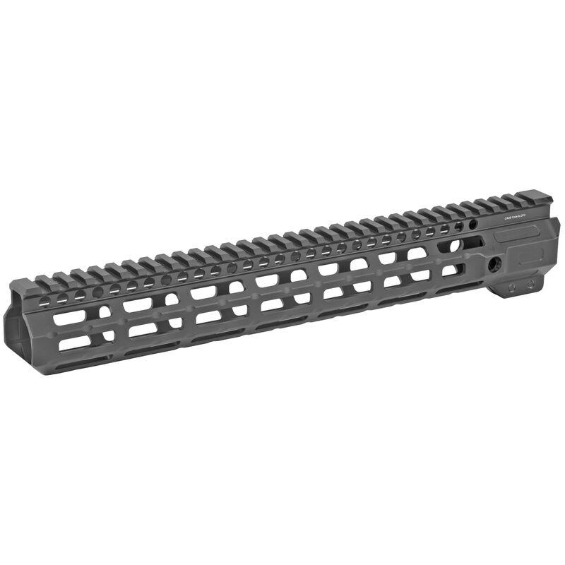 "Midwest Industries AR-15 Combat Rail Free Float Handguard 13.375"" M-LOK Black"