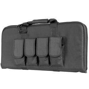 """NcSTAR 2960 Series AR/AK Pistol Case PVC 28"""" Urban Gray"""