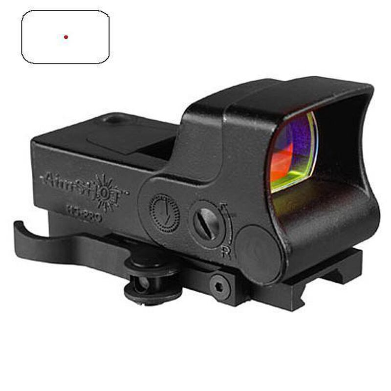 AimSHOT HG-Pro Red Dot Sight, Reticle, Waterproof