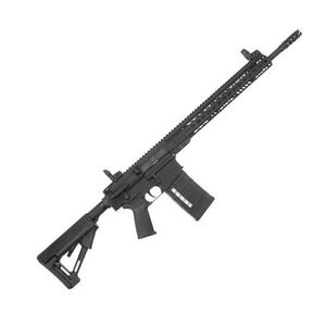 "Armalite AR-10 Tactical Semi Auto Rifle 7.62 NATO/.308 Win. 18"" Match Barrel 25 Round PMAG 15"" KeyMod Handgaurd Magpul Grip STR Stock Magpul Front Rear Sights Anodized Black Finish"