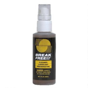 Break-Free CLP Clean Lubricate Protect 2 Fluid Ounce With Finger Pump 10 Pack
