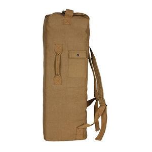 Fox Outdoor Two Strap Duffel Bag Coyote Tan 40-38