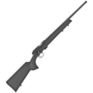 """CZ-USA 457 American .22LR Bolt Action Rifle 20.5"""" Barrel 5 Rounds Synthetic Stock Black Finish"""