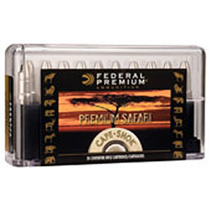 Federal .500 Nitro Express Ammunition 20 Rounds A-Frame 570 Grains