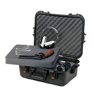 Plano Gun Guard AW Series Large Pistol/Accessory Hard Case Polymer Black 108020