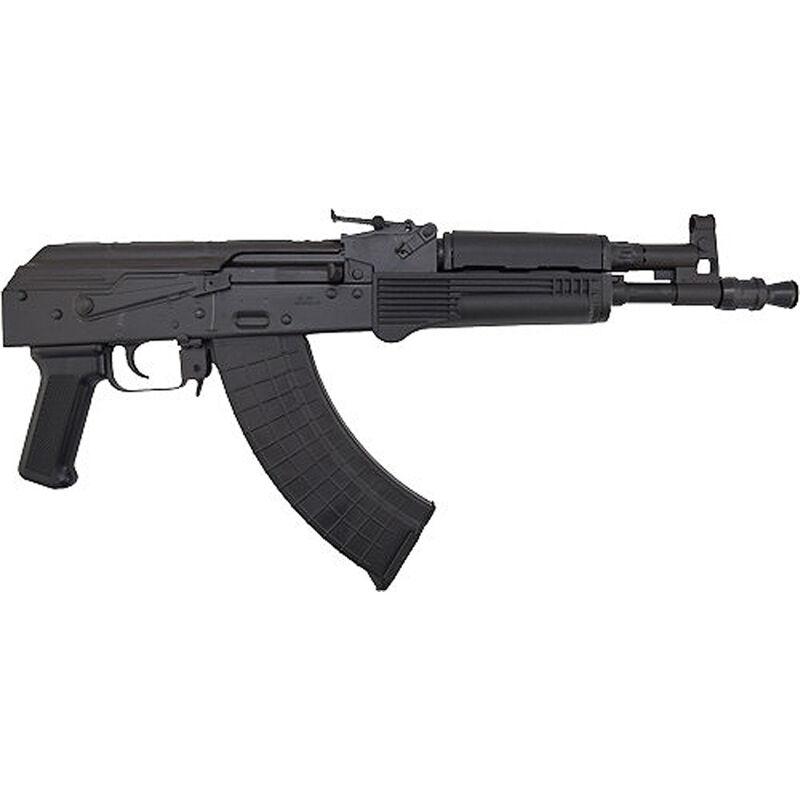 "Pioneer Arms Polish Hellpup 7.62x39mm AK-47 Semi Auto Pistol 11.73"" Barrel 30 Rounds Polymer Furniture Black Finish"
